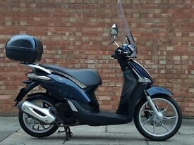 Piaggio Liberty 125, Excellent Condition, Only 3500 miles!