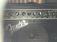 Fender practice amplifier