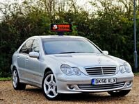 MERCEDES-BENZ C CLASS-2.1 C. FULL SERVICE HISTORY,LONG MOT