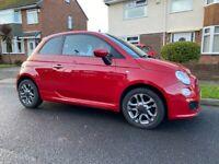 Fiat, 500 SPORT, 2014, Manual, 1242 (cc), 3 doors OUTSTANDING