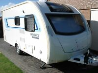 2013 Swift Sprite Musketeer TD Special Edition. 5 Berth, Immaculate. Numerous Extras.