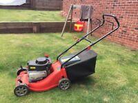 Sovereign Petrol Lawnmower - Full Working Order - £40