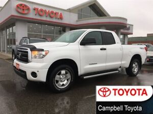2012 Toyota Tundra TRD PKG--DOUBLE CAB--4X4 LEATHER