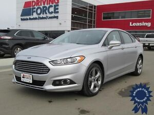 2014 Ford Fusion SE, Seats 5, 40,161 KMs, My Ford Touch Package