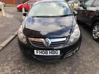 Vauxhall Corsa 2008 For Sale £1500