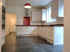 Newly refurbished two double bedroom Ground floor flat with private paved garden,CricklewoodBroadway