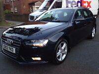 Audi A4 Avant 2.0 TDI SE Technik 5dr full audi service hpi clear euro sat nav leathers seats p/x wel