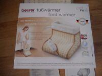 BEURER FOOT WARMER