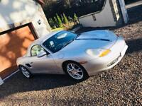 PORSCHE BOXSTER 3.2 S, automatic, Fantastic condition inside and out, full history,