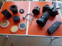 Praktika Camera BCA Electronic