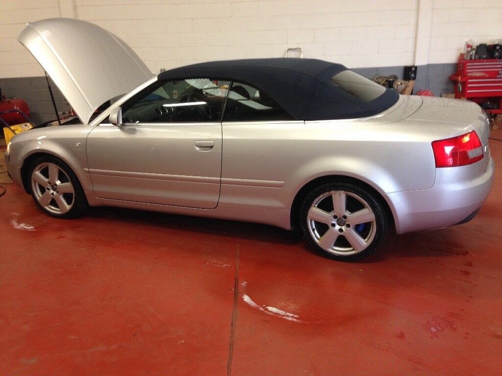Audi A4 Cabriolet In Kelso Scottish Borders Gumtree