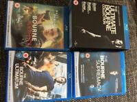 Ultimate Bourne Blu Ray Collection