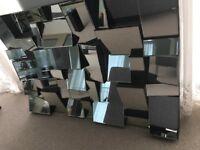 Dwell blocks mirror.