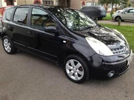 Nissan note Automatic 1.6