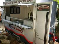 Catering van/trailer