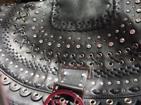 Black ladies handbag Christian Dior
