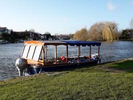 Beautiful River Cruiser - Family Boat