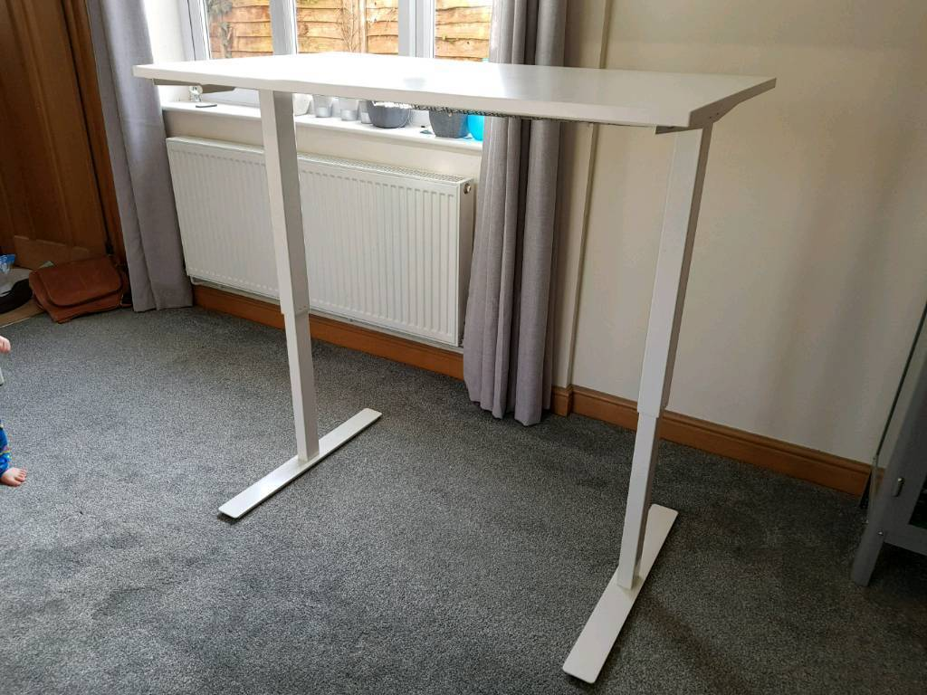 Ikea skarsta sit stand desk in bromsgrove worcestershire gumtree