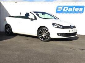Volkswagen Golf 1.4 TSI GT 2dr (white) 2012