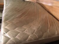 Double bed mattress Simmons