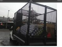 RAPID RUBBISH REMOVAL MUCH MORE PRACTICAL THAN A SKIP FULLY LICENSED WASTE CARRIERS
