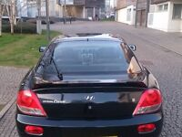 **STUNNING** BLACK HYUNDAI COUPE SE** 2005 SPORT ** EXCELLENT CONDITION