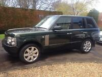 2004 RANGE ROVER TD6 1 YEAR MOT LOTS OF HISTORY MAY SWAP PX MERCEDES BMW AUDI REPLICA