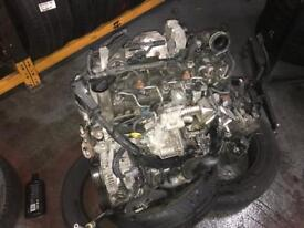 Toyota Yaris 1.4 D4D 2011 Engine & Gearbox