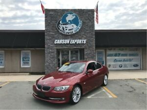 2011 BMW 3 Series WOW CLEAN 335I! FINANCING AVAILABLE!