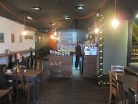 LICENSED RESTAURANT & BAR TO LET: MACCLESFIELD: REF:G8771