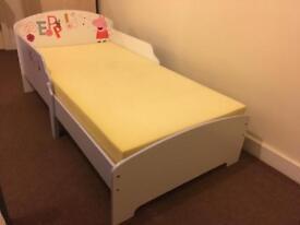 Peppa Pig Kids Bed
