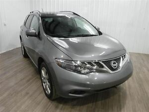 2014 Nissan Murano S Sunroof Leather Bluetooth