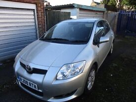 Toyota Auris 2.0 D4D T Spirit 6 Speed **Main Dealer Service History**
