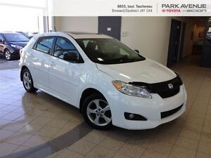 2014 Toyota Matrix * TOIT OUVRANT * 0 ACCIDENT * BLEUTOOTH *