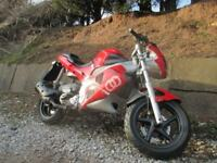 gilera dna 125cc motorbike CBT learner legal nice little bike