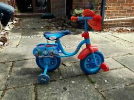 Thomas Training bike