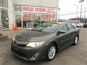 2014 Toyota Camry XLE, Wow Seulement 34 876 km