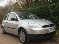 FORD FIESTA 1.2 **MOT EXPIRES MARCH 2018** FULL SERVICE HISTORY**IDEAL 1ST CAR**
