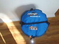 adult sleeping bag (new) vango wilderness 450 all seasons.