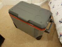 Engel MR040F 12V electric compressor camping caravan fridge/freezer cooler box like new!
