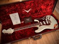 Fender Custom shop Limited NAMM Edition 67 Reissue Stratocaster