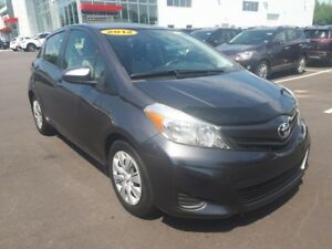 2012 Toyota Yaris LE ONLY $112 BIWEEKLY WITH $0 DOWN!