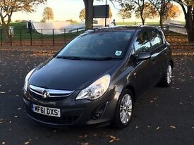 Vauxhall corsa.. Full service history, 12 months mot, excellent condition viewing reccomended
