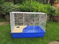 Indoor Guinea Pig cage for up to two Guinea Pigs