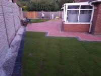 Landscaping service,driveway,patio,instalation turf,decking,flouer bed,concrete