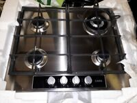 AEG brand new gas hob still in packaging