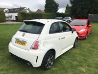 2013 Abarth 500 for sale *immaculate* *low mileage*
