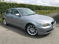 2007 BMW 520D SE 165 BHP VERY GOOD CONDITION MAY PART EXCHANGE