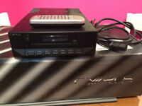 Cyrus 7 cd player