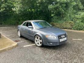 image for Audi A4 convertible 2.0tdi s line